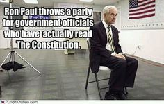 CONSTITUTION PARTY.... and its sad but true.