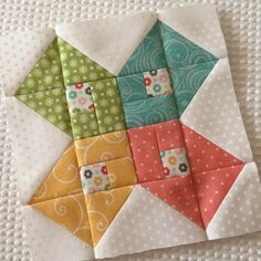 Quilt Block - love this!