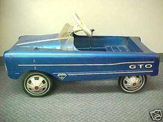 GTO peddle car....OMG
