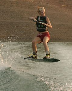 Cannot wait for summer. Wakeboarding here I come!!!