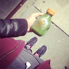 @Connie E Jennings Avenue's green love green juice