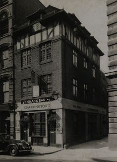 Magpie & Stump, Old Bailey, 1948