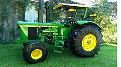 Old John Deere Tractors, Jd Tractors, John Deere 6030, Crop Farming, John Deere Equipment, Classic Tractor, Hobby Farms, Country Farm, Agriculture