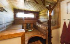 Tiileri Törmäpääsky - sauna | Asuntomessut