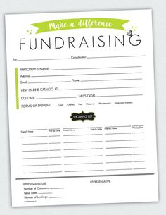 """""""Make a Difference"""" with this unique fundraiser envelope. This envelope will make fundraising a simple, hassle free process. - White Envelope - 10 in a pack - By purchasing this you agree not to Nonprofit Fundraising, Fundraising Ideas, Country Scents Candles, Mary Kay Party, Premier Designs Jewelry, Premier Jewelry, Thirty One Business, Grant Writing, Direct Sales"""