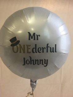 Excited to share this item from my #etsy shop: Mr Onederful, Onederful Balloon, Personalized Balloons, Custom Balloons, First Birthday, 1st Birthday Decorations, First Balloon, Onederful #onederfulballoon #onederfulballoons . Matching balloon Purple Balloons, Mylar Balloons, Confetti Balloons, Balloon Garland, Purple Party Decorations, 1st Birthday Decorations, Balloon Decorations, Personalized Balloons, Custom Balloons