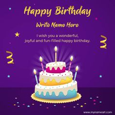Birthday Wishes For Best Friend With Name Advance Happy Birthday Wishes, Happy Birthday Alan, Unique Birthday Wishes, Birthday Wishes Greeting Cards, Birthday Wishes With Name, Happy Birthday Cake Images, Happy Birthday Wishes Images, Birthday Greetings, Birthday Cake Quotes