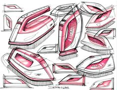 Method: Visualisation Drawing Media: ink/pencil OR digital application (raster/vector programs) Material: paper or screen