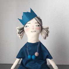 Craft-Along doll called Mabel  @mer_mag