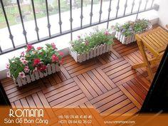Wood Deck Tiles, Garden Bridge, Balcony, Outdoor Structures, Outdoor Decor, Decking, Floor, Plastic, Home Decor