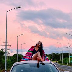 Road Tripping with your girls in an unknown town  Sing all your favorite songs out loud  Running out of gas ( this actually happen  snapchatMarcyyu BTW Mexicans are the kindest people I have ever meet)  Watch the Sunset in the middle of the road  I think my bday weekend couldn't finish better  by marcy_yu