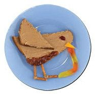Toasty Robin Snack for Spring!