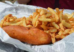 Un petit Fish & Chips pour vous mettre en appétit ! Chez Don's Fish & Chips.