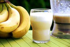 Banános smoothie recept