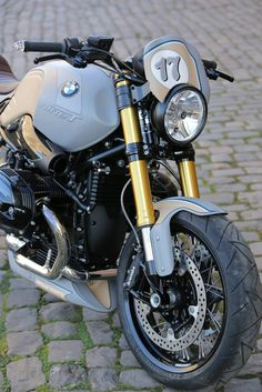 Nine T Customs - Page 24 - BMW NineT Forum