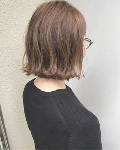 Love Hair, Bob Hairstyles, Locks, Short Hair Styles, Hair Makeup, Hair Cuts, Hair Color, Hair Beauty, Lady