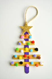 Image result for trees made with lolly sticks