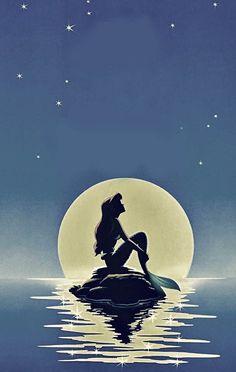 Disney Ariel And Mermaid Image