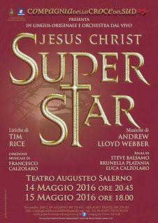 "Claudia Grohovaz: ""Jesus Christ Superstar"" - Promozione ultimi posti..."