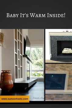 Baby Itu0027s WARM And Cozy Inside By One One Of Our Concrete Fireplaces! Www.
