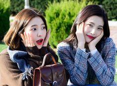 Red Velvet - Yeri & Joy #kpop