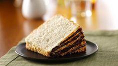 Betty Crocker--Enjoy this fluffy angel food cake - a traditional dessert.