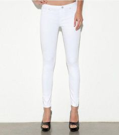 G by GUESS Pull On Super Skinny Jeans