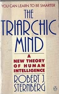 The Triarchic Mind: A New Theory of Human Intelligence - Sternberg