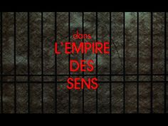 In the Realm of the Senses (1976) movie title
