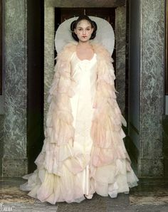 Queen Amidala's parade gown is her final outfit in <i>The Phantom Menance</i>.