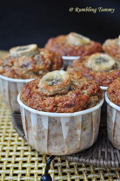 Banana Muffin Baker And Cook, Muffins, Deserts, Banana, Treats, Cooking, Breakfast, Easy, Singapore