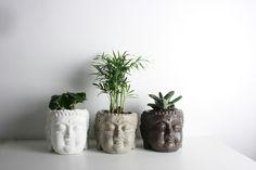 "Архитектурное кашпо из бетона ""Будда"" в магазине «Soul | Bowl» на Ламбада-маркете"
