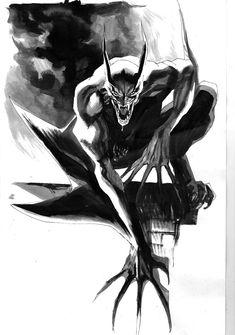 Vampire Batman by Rafael Albuquerque *