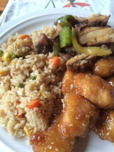 Orange Chicken/Fried