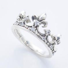 Patrick Cox - Tiara Ring