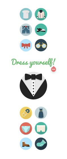 Free Clothes Icons, #AI, #Circular, #Clothes, #EPS, #Flat, #Free, #Graphic #Design, #Icon, #PSD, #Resource, #Vector