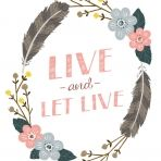 Live and Let Live by Alyssa Nassner
