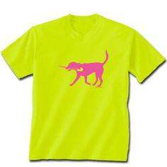Field Hockey Tshirt Short Sleeve - Fetch the Field Hockey Dog Adult Small on Safety Neon Green ChalkTalkSPORTS,http://www.amazon.com/dp/B00GTWUGRA/ref=cm_sw_r_pi_dp_fPLVsb0MRHRRK9EQ