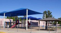 Playground Shade Canopy