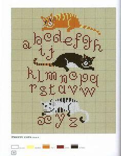 Alphabet Chats