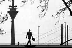 Der Fußgänger