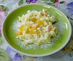 Süßer Topfen - Reis - Auflauf 2