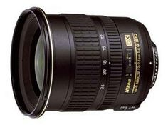 Nikon AF-S DX NIKKOR 12-24mm f/4G IF-ED Zoom Lens with Auto Focus for Nikon DSLR Cameras by Nikon