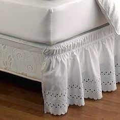 Buy Ruffled Eyelet Twin/Full Bed