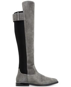 a871192b0dd Calvin Klein Women s Priya Over-The-Knee Boots   Reviews - Boots - Shoes -  Macy s