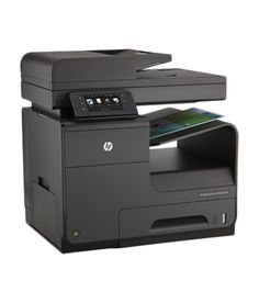 HP Officejet Pro X476dn Multifunction Printer is the next generation of printing is here. Print professional-quality color-up to twice the speed3 and half the cost per page of color lasers, Help workgroups thrive with versatile functions and easy manageability. ISO Speeds: 1 Up to 36 ppm black, Up to 36 ppm color.