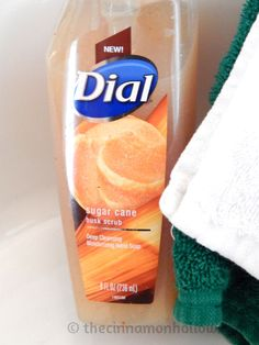(NEW Dial Hand Soap