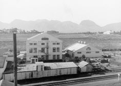 Royal Baking Powder factory