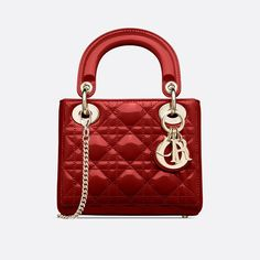 Dior Handbags, Purses And Handbags, Miss Dior Bag, Dior Quotes, Lady Dior Mini, Christian Dior Bags, Chanel Print, Dior Beauty, Dior Makeup