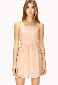 Elegant Fit & Flare Dress   FOREVER21 - 2000091928